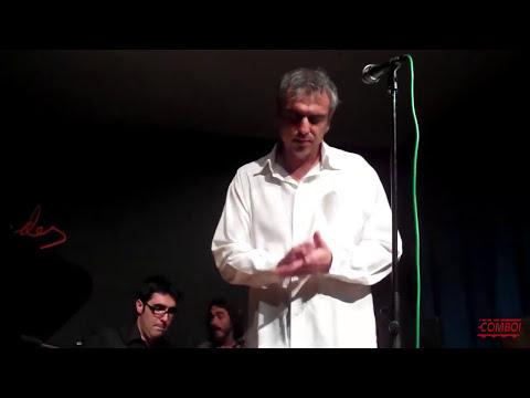 Carles Dénia - Quina plaent vesprada al llit/1 - Café Mercedes Jazz 2011