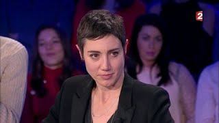 Constance Debré - On n'est pas couché 13 janvier 2018 #ONPC