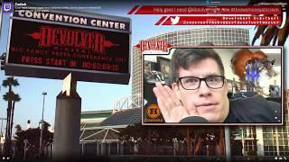 E3 2017 на русском: Перевод и комментарии | Devolver Digital [Запись]