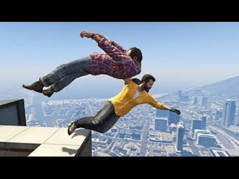 GTA 5 CRAZY Life Compilation #57 (GTA V Fails Funny Moments)