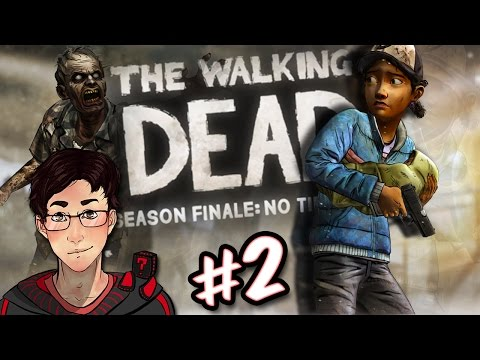 The Walking Dead S2 Episode 5 - Friendship and Resolve - Part 2!