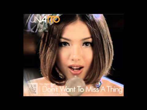 I Don't Want To Miss A Thing By Yuna Ito