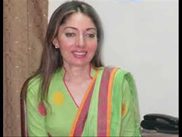 Sharmila Farooqi's Wedding Preparations Starts
