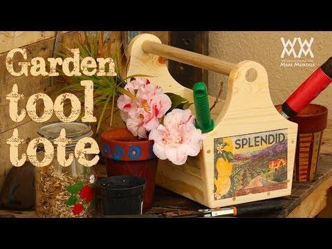 Garden toolbox and fun inkjet photo transfer technique youtube