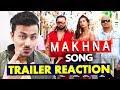 MAKHNA Song Trailer | REVIEW | REACTION | Yo Yo Honey Singh Comeback Video