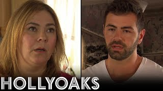 Hollyoaks: Myra Puts Her Foot in it