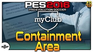 PES 2016 Containment Area - myClub Hungry4Glory Series #48