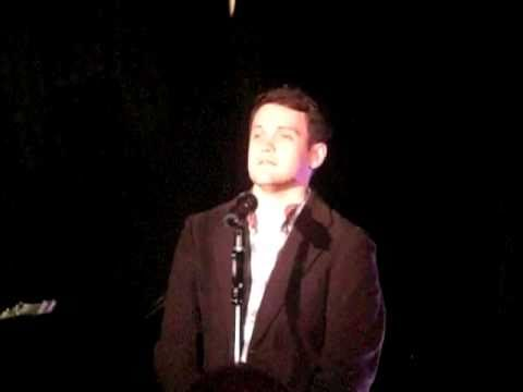 Michael Arden - Dont Think Twice - Upright Cabaret at La Mirada Theatre