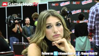 The Following Actress Natalie Zea Discusses Claire Matthews