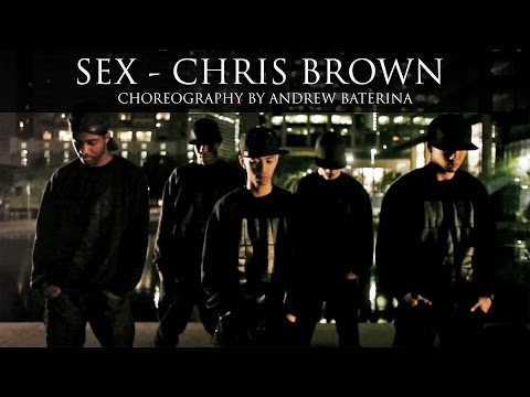 Andrew Baterina - Premiere  (chrisbrown - Sex) video