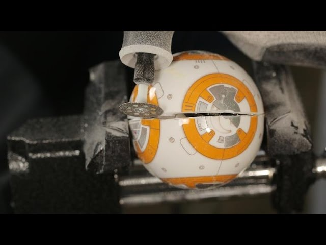 Cracking Open the Sphero BB-8 Star Wars toy