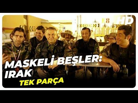 Film İzle - Maskeli Beşler: Irak 2007 | Türk Filmi