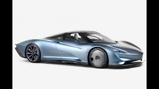 2019 McLaren Speedtail Hypercar