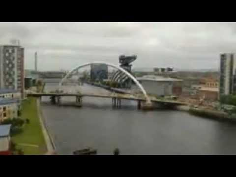 Clyde Arc Time Lapse Video