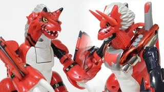 Unboxing Video-Japanese Version(日本販売)-Growlmon(グラウモン) to MegaloGrowlmon(メガログラウモン)