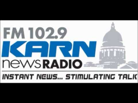 Tim Griffin Talks Jobs with Bob Steel on KARN-FM