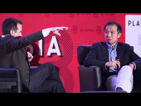 Fireside chat: Can Indonesia be the next China (Startup Asia Jakarta 2013)