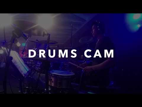 Tak Tertandingi-Drums Cam (Faith/NDC Worship Live Recording)