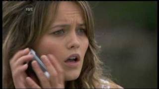 Home and Away - Brendan saves  Xavier