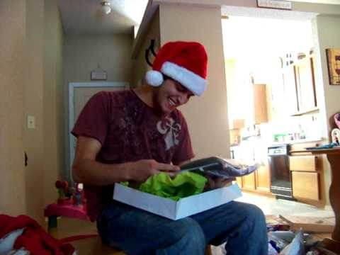 Funniest Christmas Present Reaction Ever!  Hilarious!  Funny!