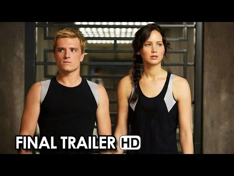 Hunger Games: Il Canto della Rivolta - Parte 1 Trailer Final V.O. (2014) - Jennifer Lawrence HD