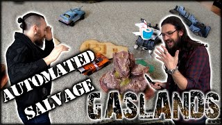 TaGueuleOnJoue - Gaslands - Automated Salvage (Slime vs Idriss)