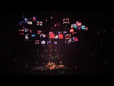 Metallica : worldwired tour 2017 London 22/10