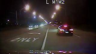 Chicago Police Respond to shots fired, code 3. Dash Cam Video