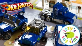 Cars for Kids | Hot Wheels Fast Lane Police City Playset for Kids | Fun Toy Cars for Family and Kids