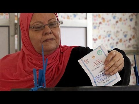 Voter apathy and low turnout mar Egypt election run-off