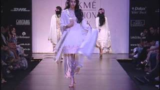 Lakme Fashion Week - Anita Dongre - Timeless Collection Part 1