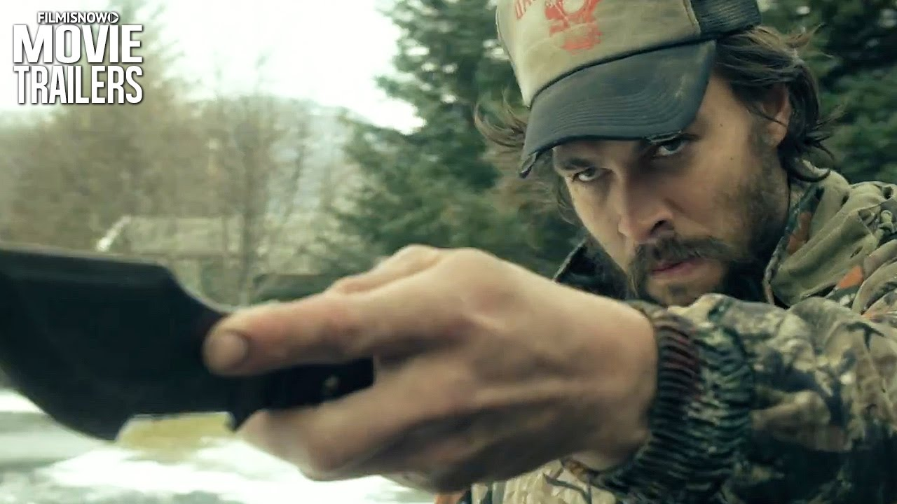 Jason Momoa stars in the thriller SUGAR MOUNTAIN