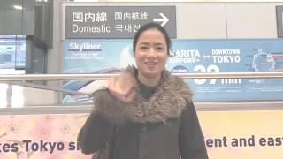 Vừa đặt chân tới sân bay Nhật Bản phải làm sao?