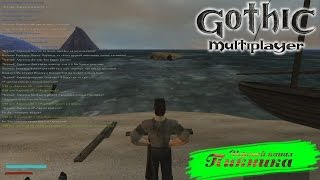 Gothic Multiplayer - [Мы не шпионы] #4