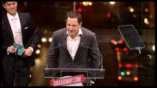 2013 Broadway.com Audience Choice Awards: Bertie Carvel Wins Favorite Breakthrough for