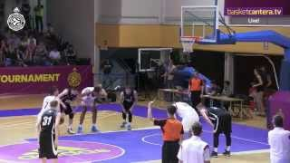 U18 - VEF RIGA vs. REAL MADRID.- EB AdidasNGT Madrid 2015 (BasketCantera.tv) LIVE