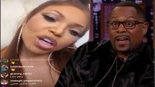 Tisha Campbell Finally 0UTS Martin For What He DID To Her
