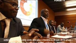 La société civile africaine condamne la gouvernance dynastique et la révision des constitutions