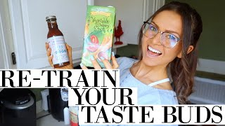 SECRET HACKS TO MAKE VEGGIES TASTE GOOD | How to ACTUALLY LIKE Healthy Food!