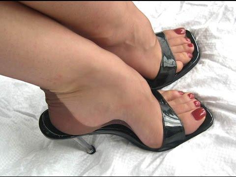 Youtube sexy high heels