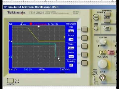 how to use oscilloscope tutorial