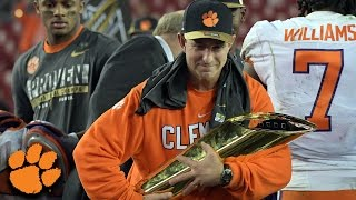 Dabo Swinney On National Title: It