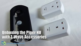 Unboxing Piper NV