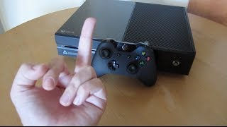 Xbox One... F*CK YOU!!