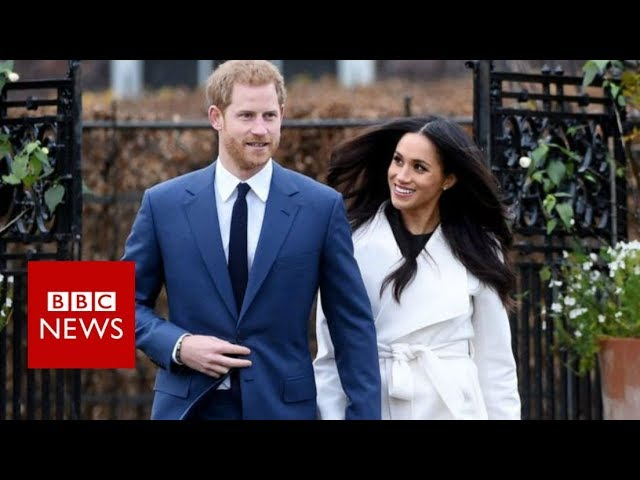 Prince Harry and Meghan Markle to wed in Windsor in May - BBC News