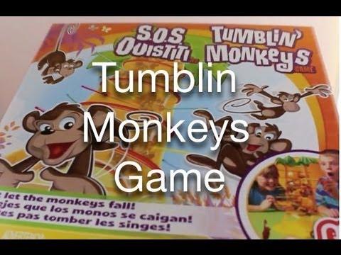 Tumblin Monkeys India Tumblin Monkeys Game