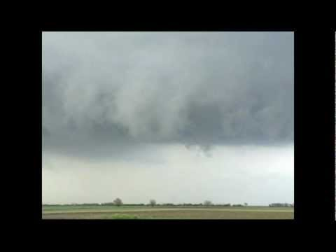 Rotation - Rotating Wall Cloud