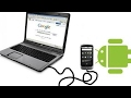 How to run Internet on Windows XP;7;8 via android mobile | Alternative method thumbnail