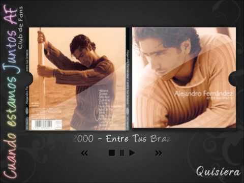 Alejandro Fern�ndez - Alejandro Fernandez . Quisiera Cover - Paul