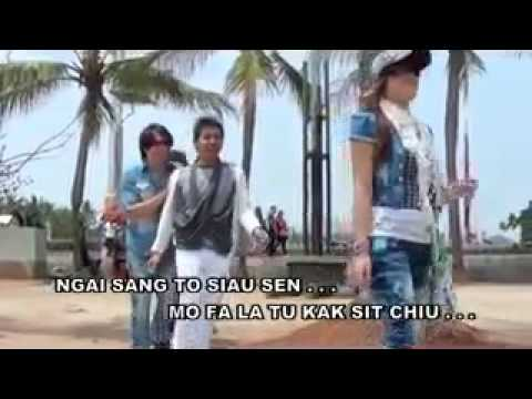 Jeff Hian & Hendri - La La La Singkawang summer holiday (Hakka Song)